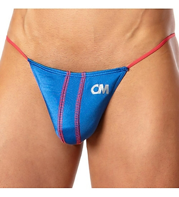 Cover Male Seashell Y-Back G-String