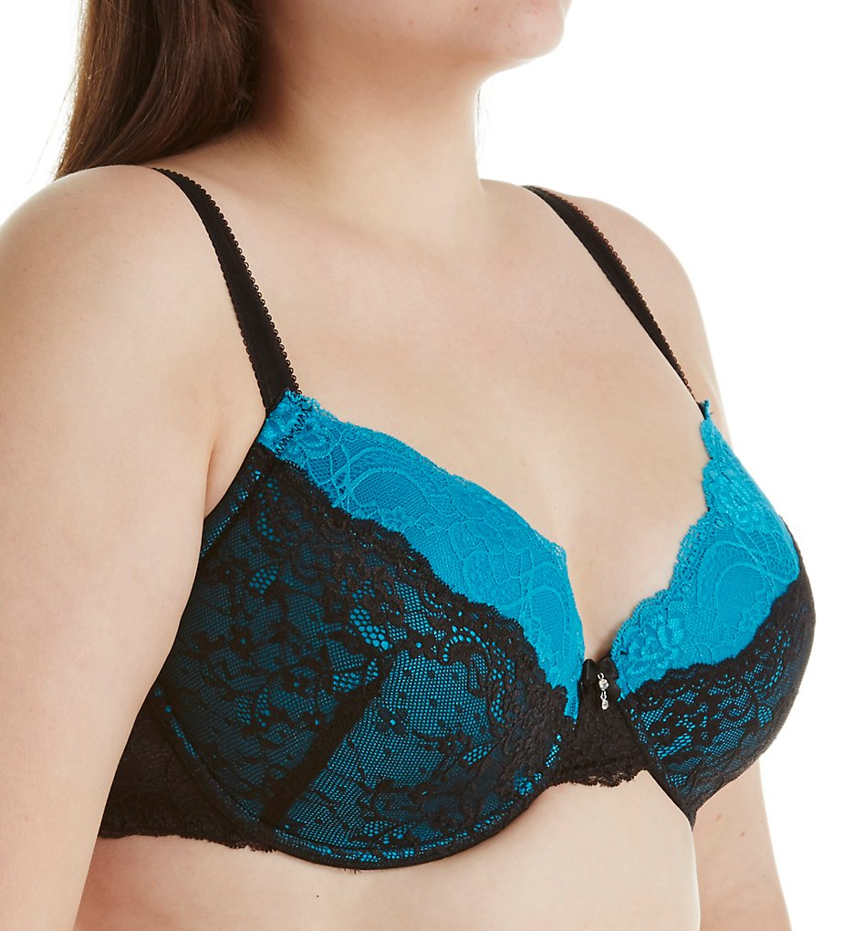 Creme Bralee 12313 Bettinaace Padded Underwire Bra