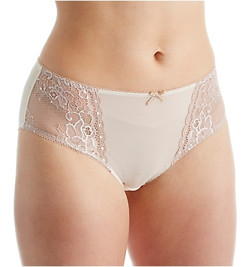 Creme Bralee Celina Micro Lace Panty