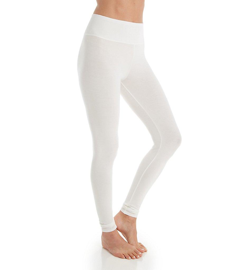 Cuddl Duds 5020816 Softwear with Stretch Legging (Ivory)