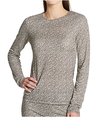 Cuddl Duds Softwear Long Sleeve Crew Neck Shirt