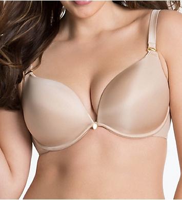 Curvy Couture Essentials Sexy Plunge Convertible Underwire Bra