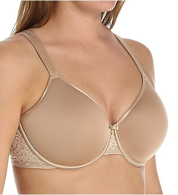 c5efb68e13493 Curvy Couture Convertible Spacer T-Shirt Bra 1131 - Curvy Couture Bras
