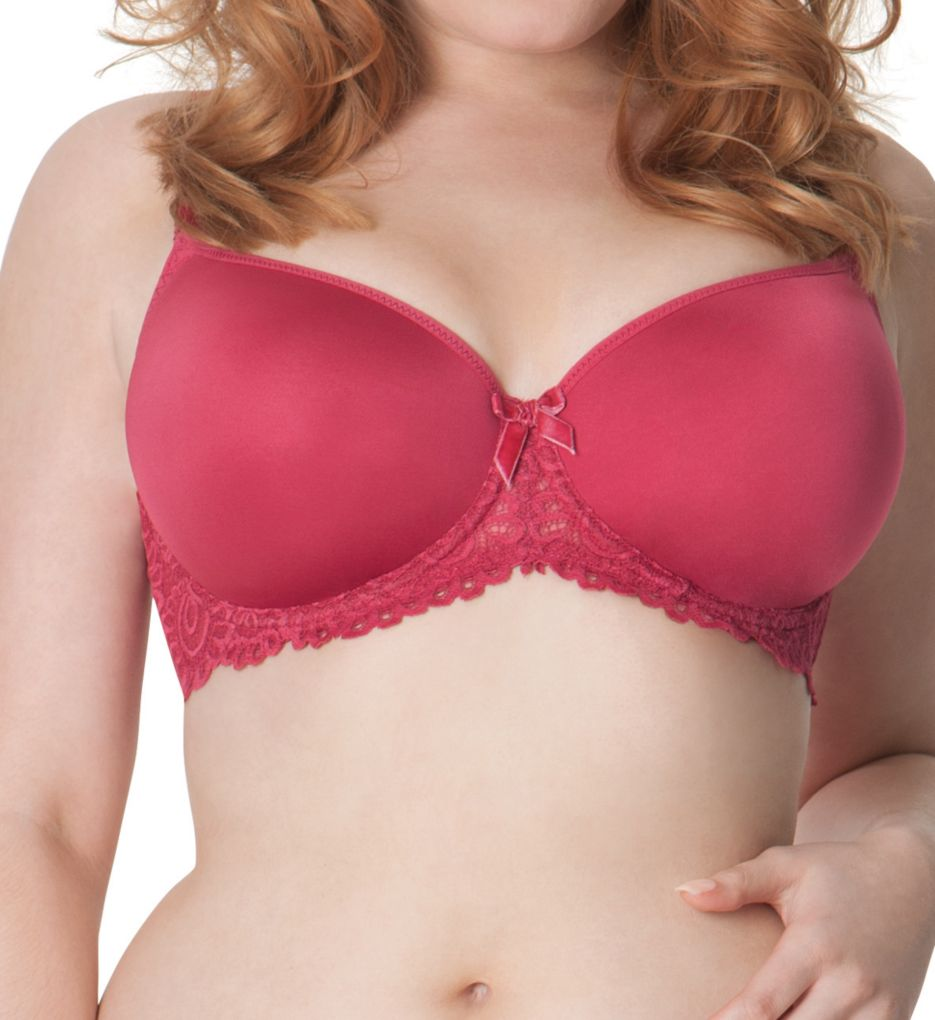 Curvy Kate Smoothie Deluxe Lace T-Shirt Bra