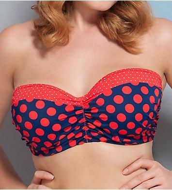 Curvy Kate Smooth Sailing Bandeau Bikini Swim Top