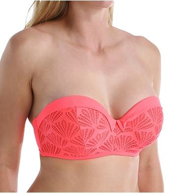 Curvy Kate Siren Bandeau Bikini Swim Top