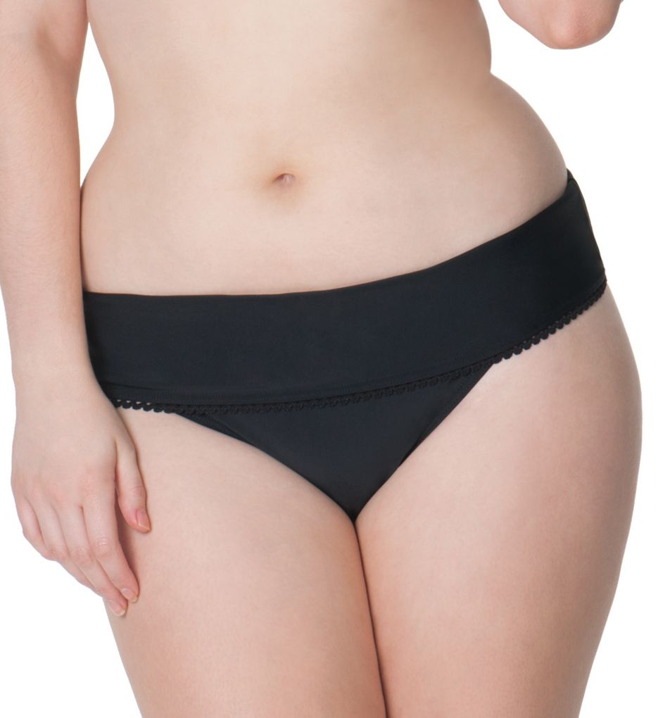Curvy Kate Jetty Fold Over Swim Bottom