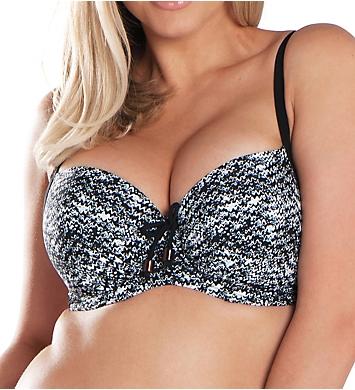 Curvy Kate Diffuse Balcony Bikini Swim Top