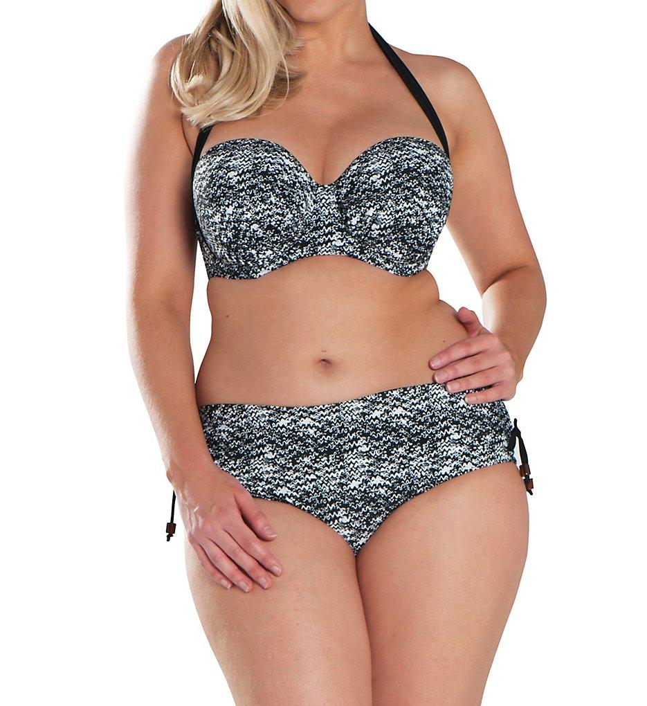 Curvy Kate Diffuse Convertible Bikini Swim Top