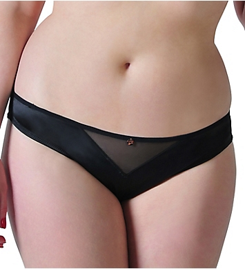 Curvy Kate Scantilly Peek-A-Boo Bikini Brief Panty