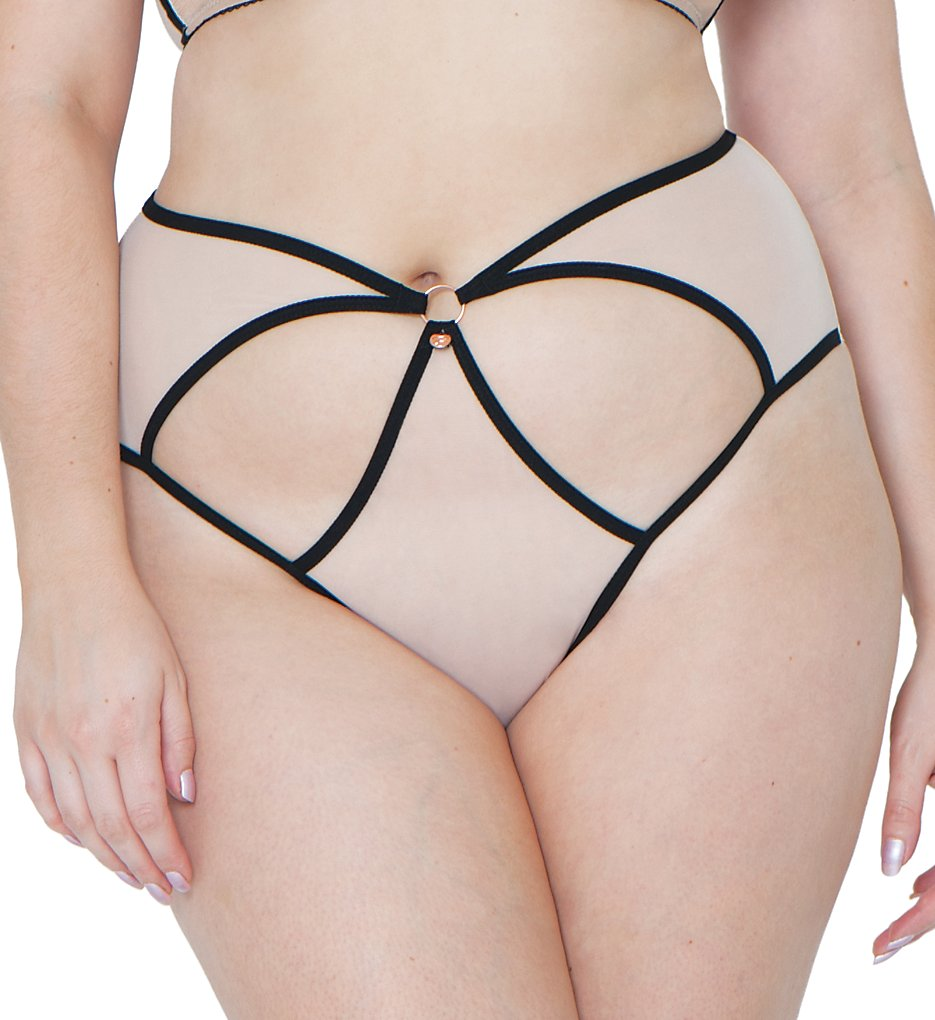 Curvy Kate - Curvy Kate ST3305 Scantilly Knockout Brief Panty (Latte S)