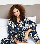 Alexa Floral Print PJ Set