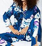Eliza Floral Print PJ Set