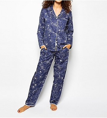 Cyberjammies Stella Star Print PJ Set