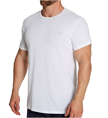 Diesel Essentials Jake Cotton Crew Neck T-Shirt