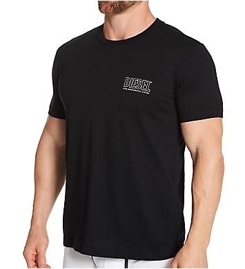 Diesel Jack 100% Cotton Crew Neck T-Shirt