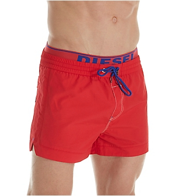 Diesel Seaside-S 2.0 Signature Swim Trunk