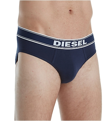 Diesel Andre Cotton Stretch Briefs - 3 Pack