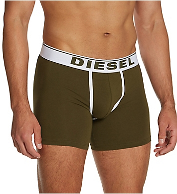 Diesel Sebastian Long Boxer Briefs - 3 Pack