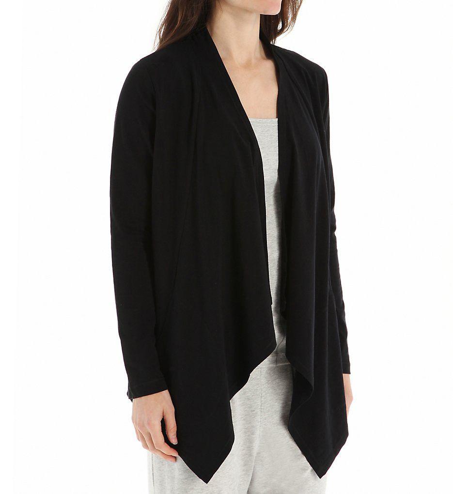 DKNY Soft Jersey Long Sleeve Cozy