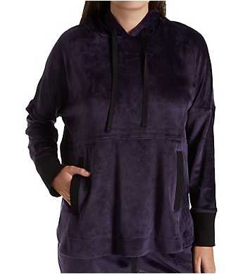DKNY Cozy Leisure Long Sleeve Hoodie