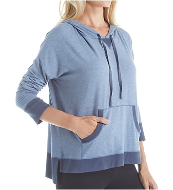 DKNY Lounge Favorites Long Sleeve Hoodie