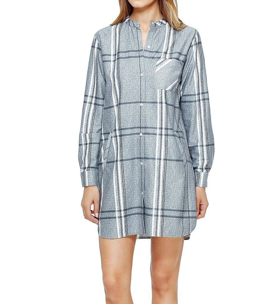 DKNY Bedford Avenue Long Sleeve Sleepshirt