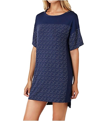DKNY City Lounge Short Sleeve Sleepshirt
