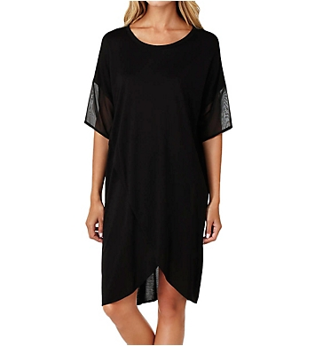 DKNY Long View Short Sleeve Sleepshirt