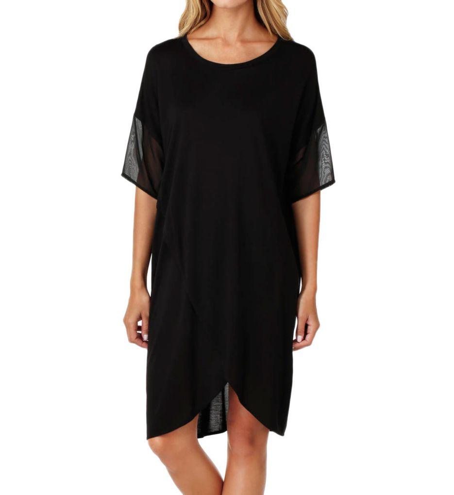 DKNY Long View Short Sleeve Sleepshirt