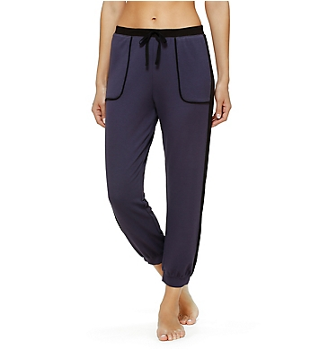 DKNY Resort Lounging Cropped Jogger