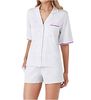 DKNY The Weekender Short Sleeve Top & Boxer Set