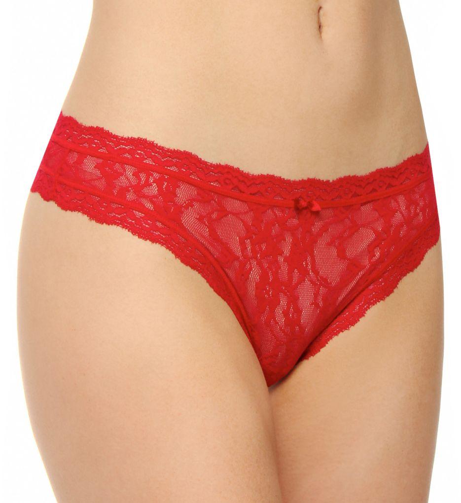 DKNY Signature Lace Thong
