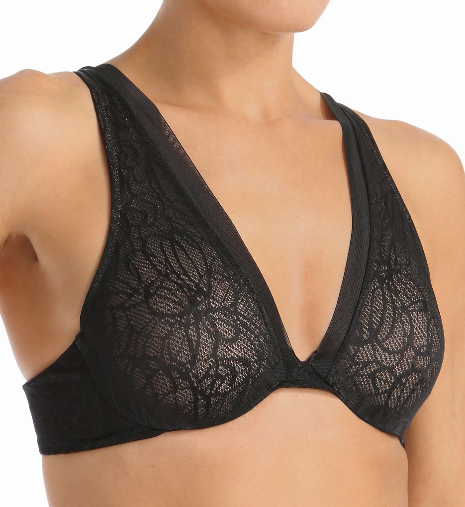 DKNY Signature Lace Underwire Bra