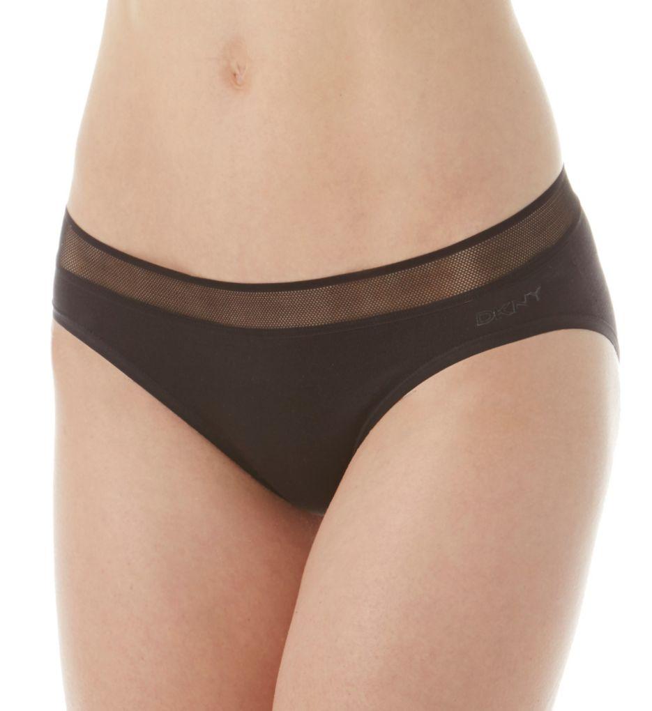 DKNY Fusion Signature Seamless Bikini Panty