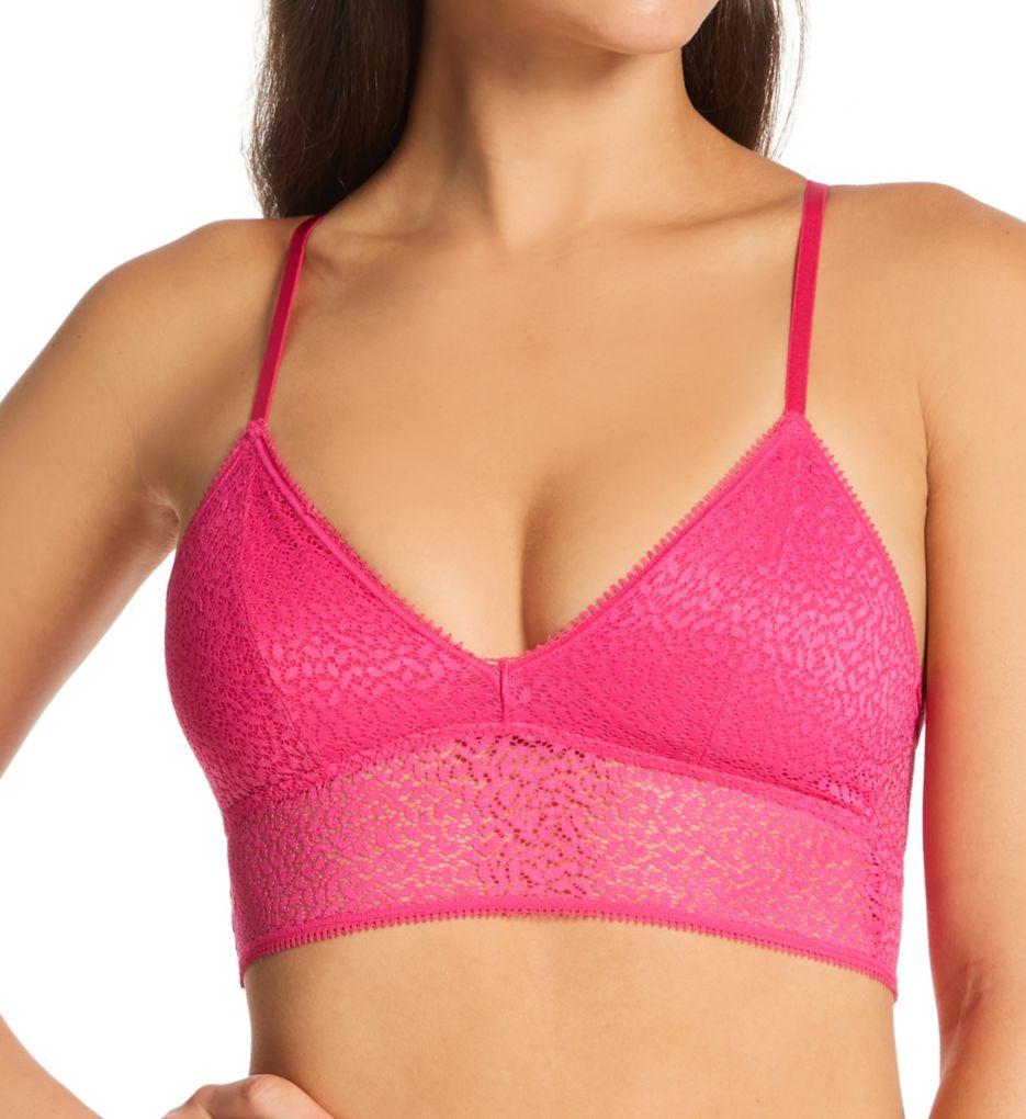 DKNY Modern Lace Longline Bralette