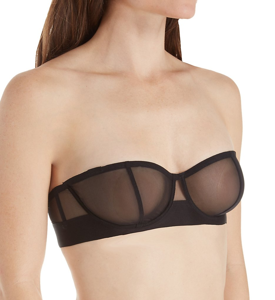 6752683f4e5f DKNY Dk4939 Sheers Convertible Strapless Bra 34 DD Black 34dd. About this  product. 2 watching. Picture 1 of 2; Picture 2 of 2