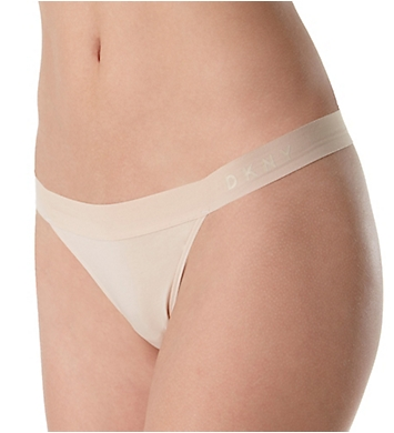 DKNY Classic Cotton Thong