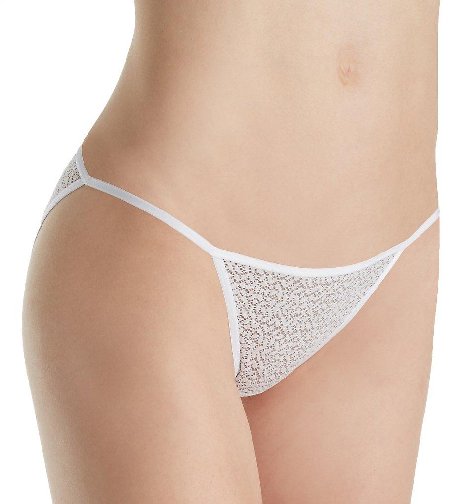 lace string bikini