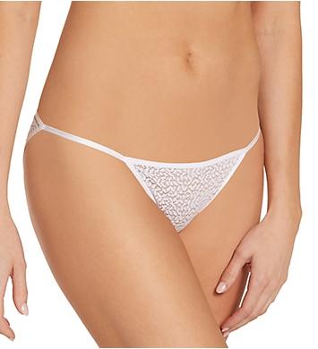 DKNY Modern Lace String Bikini Panty - 3 Pack