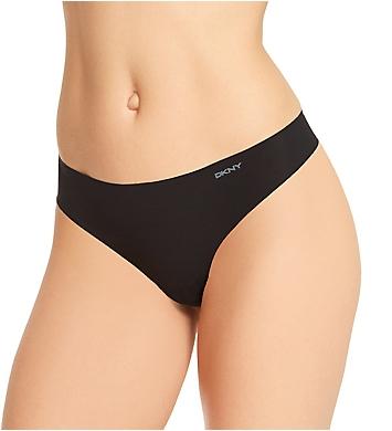DKNY Cut Anywhere Thong Panty - 3 Pack