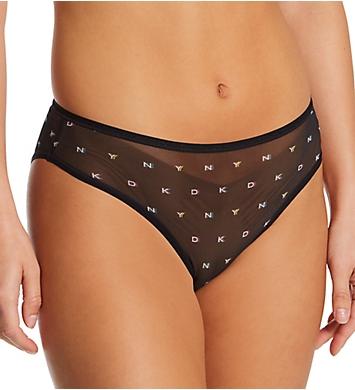 DKNY Mesh Bikini Panty
