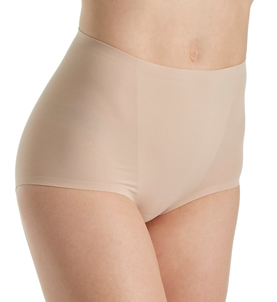 DKNY : DKNY DK6002 Classic Cotton Smoothing Brief (Cashmere S)