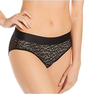 DKNY Leopard Lace Bikini Panty