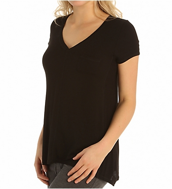 DKNY Urban Essentials Short Sleeve Top