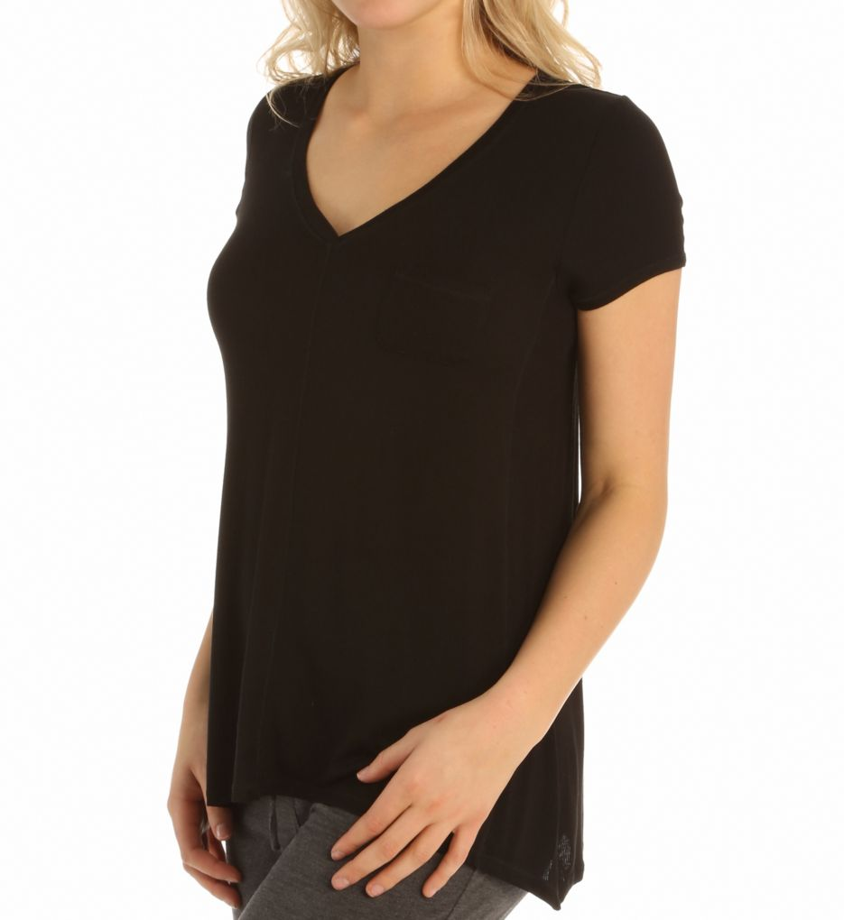 DKNY Urban Essentials Short Sleeve Top