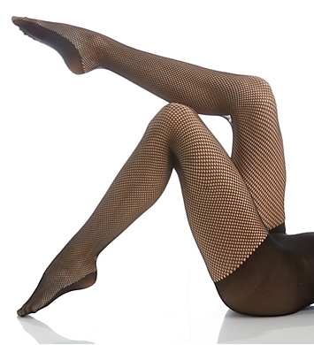 DKNY Hosiery Softest Fishnet Tight