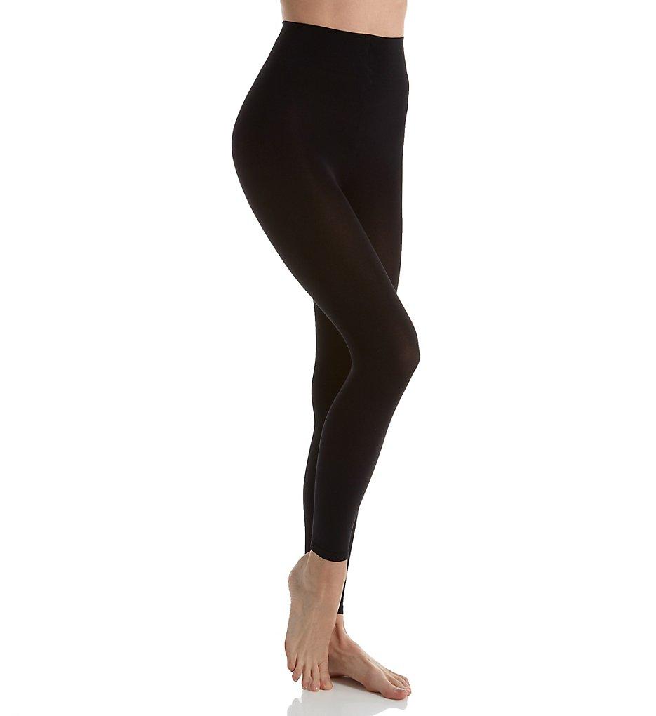 DKNY Hosiery D0C232 Compression Shaping Legging (Black)