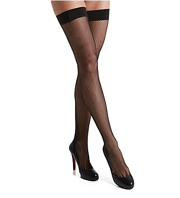 DKNY Hosiery Fishnet Thigh High