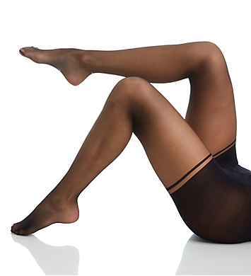 DKNY Hosiery Sheer Control Top Tights